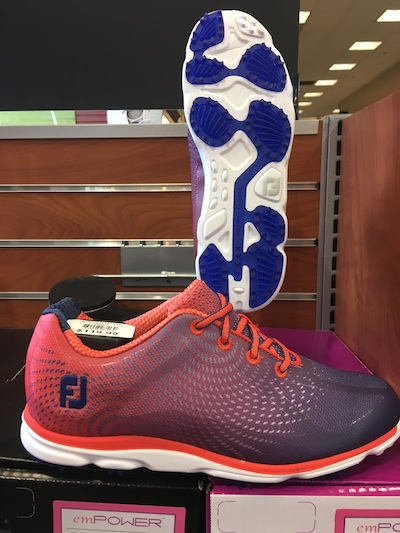 Footjoy women's shoes