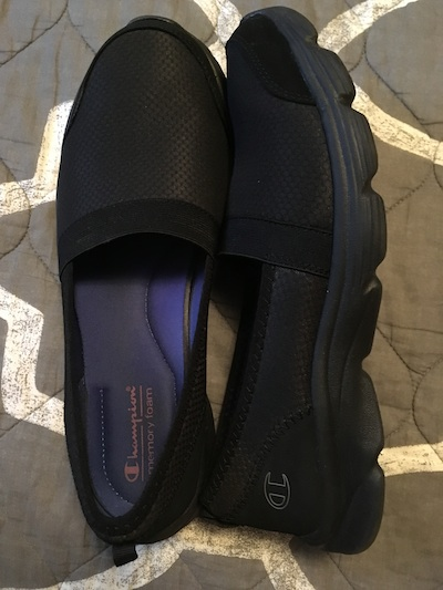 Champion women's athleisure shoes