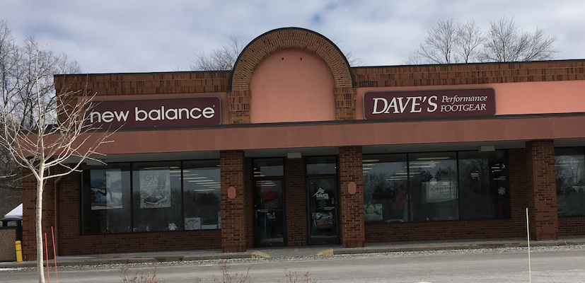 Dave's Performance Footgear, a specialty athletic shoe store