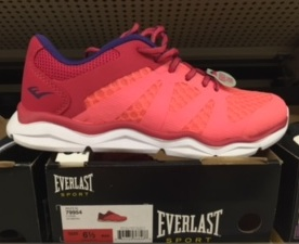 Everlast women's shoes