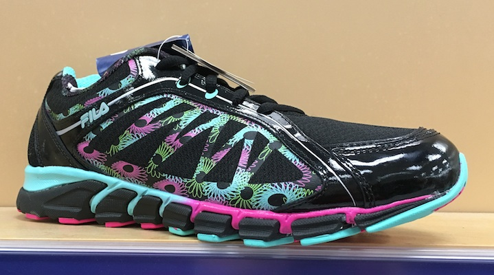 Athletic shoe materials can affect shoe comfort and durability.