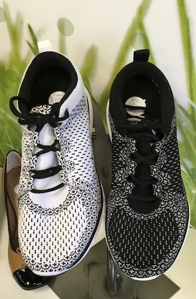 Pedorthists can help you choose athletic shoes that are best for you.