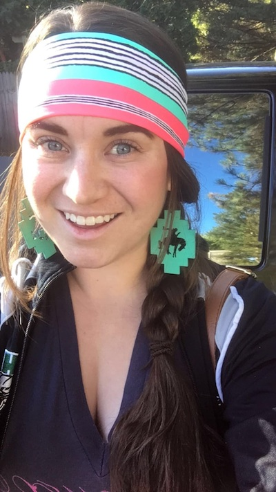 Headbands make great gifts for women interested in fitness