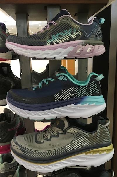 Hoka One One women's shoes