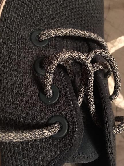 Sneaker eyelets