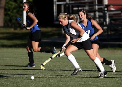 Field hockey shoes differ depending on your playing surface.