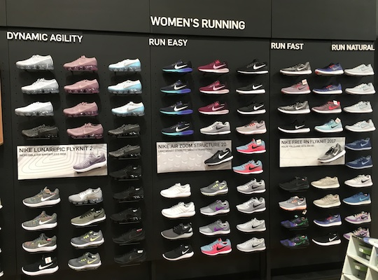 Women's running shoes at Dick's Sporting Goods